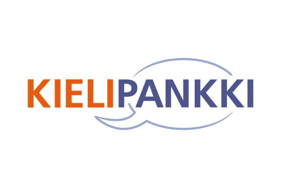 Kielipankki - The Language Bank of Finland (logo)