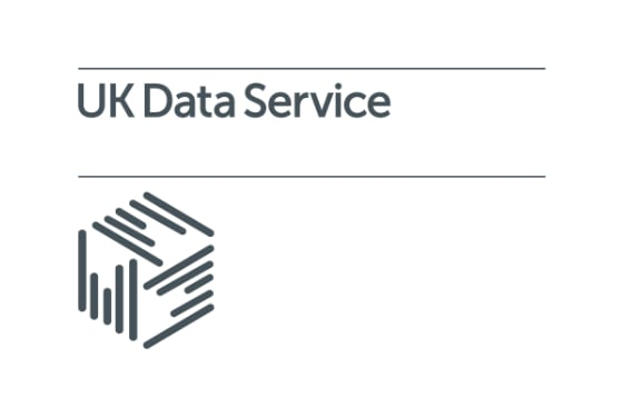 UK Data Servicen verkkosivut